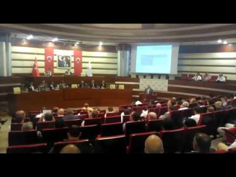 ATSO Haziran Ayı Meclisi yapıldı