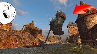 Как я пошутил над союзниками - World of Tanks Приколы кувырки и падения!