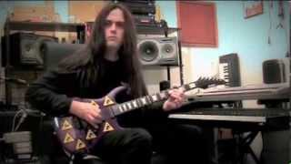 Guitar videos - DANIELE LIVERANI - Nearly Gold Emotions