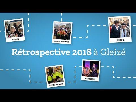 Rétrospective 2018 à Gleizé