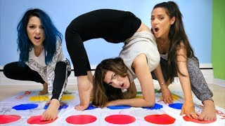 Download Video The Painful Twister Challenge! MP3 3GP MP4