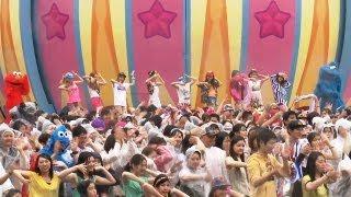 Girls' Generation 少女時代 'LOVE&GIRLS' at UNIVERSAL STUDIOS JAPAN®