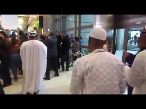 Ooni Of Ife Displays Yoruba Culture In The United States
