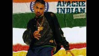 Apache Indian -    fe real featuring maxi priest  1993