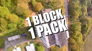 FPV-DIRK: 1 BLOCK & 1 PACK = UNCUT FPV DIVING PRACTICE (ONEPACK, ONESHOT, NOCUTS)