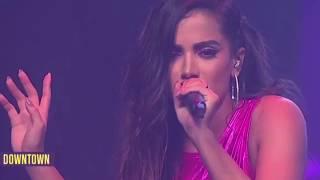 Downtown   Anitta Feat. J Balvin | Festa Combatchy São Paulo | Multishow