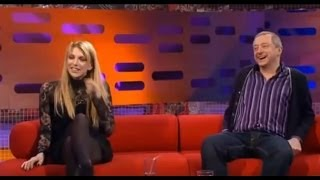 Graham Norton Show 2007-S2xE1 Courteny Love, Louis Walsh-part 1
