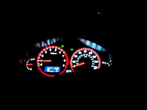2008 Subaru Legacy 3.0R, 0-60 acceleration