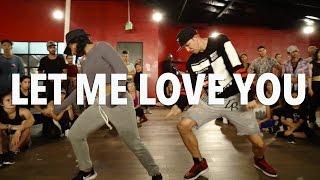 """LET ME LOVE YOU"" - DJ Snake ft Justin Bieber Dance | @MattSteffanina Choreography"