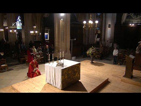 Messe du 18 octobre 2019