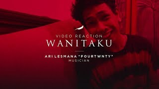 Tentang WANITAKU   NOAH (Video Reaction) | Ari Lesmana Fourtwnty
