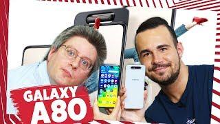 Samsung Galaxy A80 - Unser Erfahrungsbericht