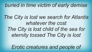 Artension - The City Is Lost Lyrics