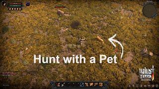 Питомцы в Wild Terra 2 смогут помогать в бою