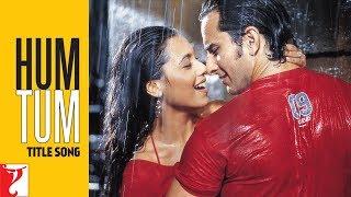 Hum Tum Title Song | Saif Ali Khan | Rani Mukerji | Alka