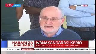 Mabwawa Arror na Kimwarer: Wanakandarasi waelezea changamoto katika ujenzi, mradi umesitishwa