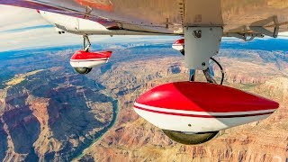 Flying your plane over the GRAND CANYON - High West: Part 6