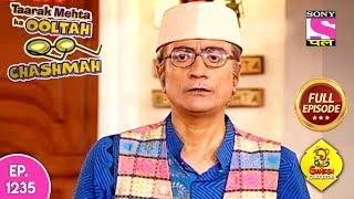 Taarak Mehta Ka Ooltah Chashmah - Full Episode 1235 - 16th September, 2018