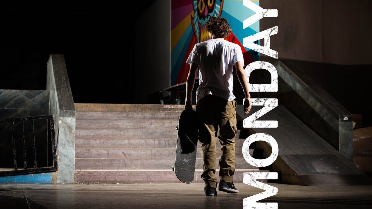 Monday... - The Berrics
