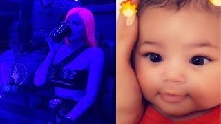 Kylie Jenner REDEEMS Herself Sharing CUTE Baby Stormi Moments After Coachella FIASCO! - Video Youtube