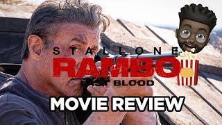 RAMBO: LAST BLOOD (2019) MOVIE REVIEW 🎥 - THE LAST RIDE!