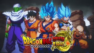 Stages-DBS-Mugen - hmong video