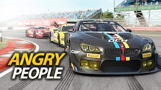 Project Cars 2 Multiplayer: Angry People In GT3 What Else Is New?
