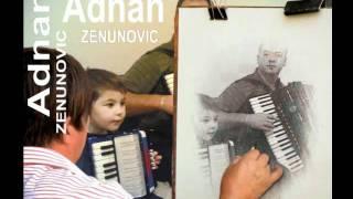 "Video thumbnail of ""Adnan Zenunovic   Majcino pismo"""