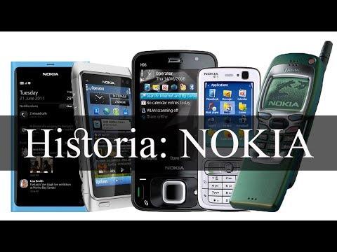 Teléfonos móviles Nokia | su historia en imágenes (1996 - 2017)