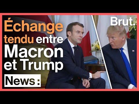 """Donald Trump propose à Emmanuel Macron de récupérer les """"beaux combattants de l'État islamique"""""""