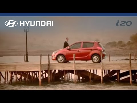 New Hyundai i20-Live the uber life