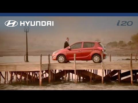 New Hyundai i20-Live the uber life