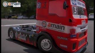 What's New: Tamiya Team Hahn Racing TT-01E Replica Semi Truck Kit