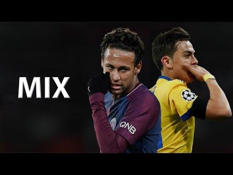 Football Skill Mix - 2017/18