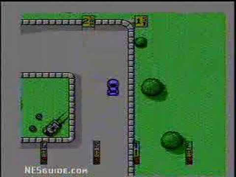 Super Cars NES