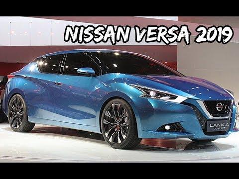 Novo Nissan Versa 2019: Nova Geração | Top Carros