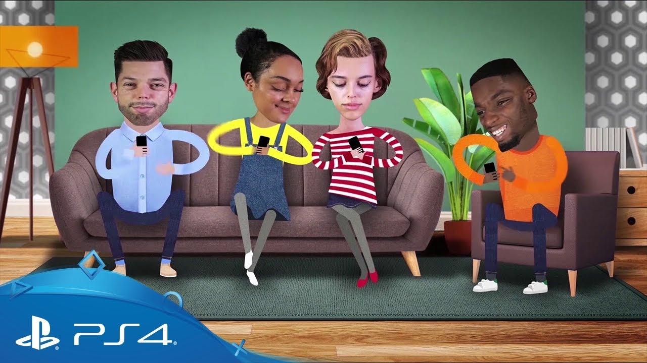 Preparatevi a una serata di divertimento in famiglia con questi 6 nuovi giochi PlayLink disponibili su PS4 da oggi