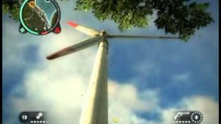 Windmill Bitch Slap - Just Cause 2