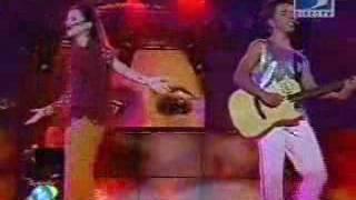 Sandy E Junior - Imortal - Rock In Rio  2001