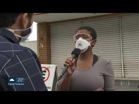 Reportagem do SP1 trata do sucateamento e terceirização do Hospital Municipal do Campo Limpo