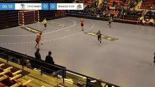 Finale Régionale Futsal U15F (Besançon) : FC Pays Minier / Triangle d'Or (0-0 ; 0 tab 1)