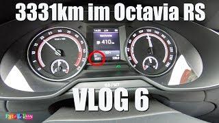 3331km im Skoda Octavia RS + ACC Radar Vorführung | VLOG 6