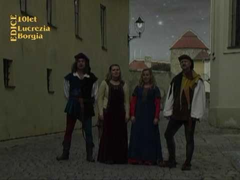 Lucrezia Borgia - LUCREZIA BORGIA-MALÁ HVĚZDA NA NEBI-EDICE 10 LET.mpg