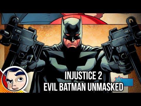 """Injustice 2 """"Evil Batman Revealed! Supergirl Arrives!"""" – Complete Story"""