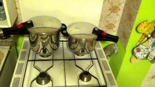 Funktionstest-Schnellkochtöpfe undicht  Defekt,Function Test pressure cookers leaking defect