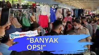 Tanah Abang Membeludak saat Varian Baru Covid-19 Masuk, Wagub DKI: Jangan Semua di Sini, Banyak Opsi