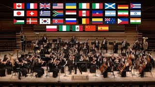 United Anthems, by Maxime Goulet, MCO and Boris Brott