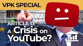 How does ARTICLE 13 affect YOUTUBERS? - VisualPolitik EN