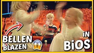 DE HELE BiOSCOOP VOOR ONS ALLEEN! ? | Bellinga Vlog #1767
