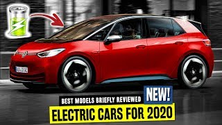 Top 8 Electric Cars Providing Best Value for Money in 2020 (The Short List)
